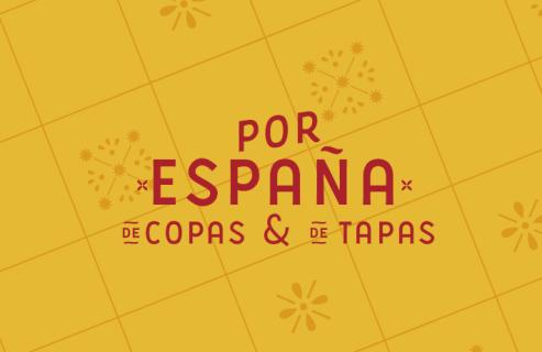 Por España, De Copas y De Tapas